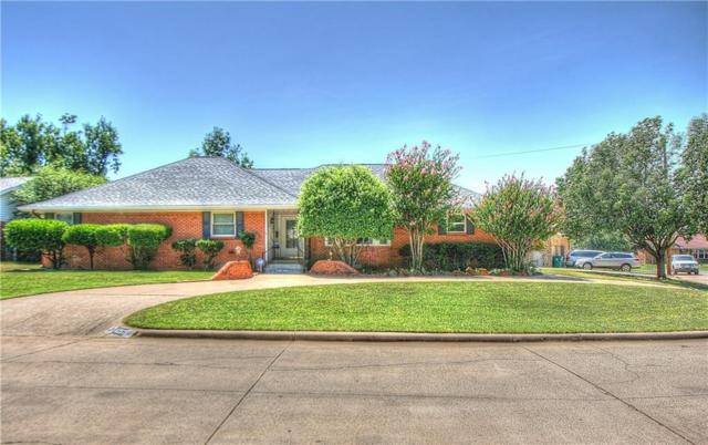 6217 N Drexel Boulevard, Oklahoma City, OK 73112 (MLS #829366) :: Barry Hurley Real Estate