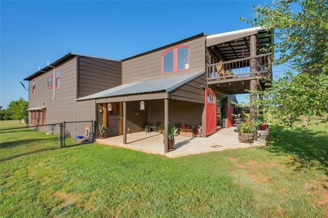 10942 170th Street, Lindsay, OK 73052 (MLS #829375) :: Barry Hurley Real Estate