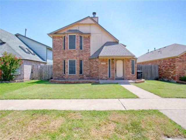 2110 Lakecrest Drive, Moore, OK 73170 (MLS #829377) :: Barry Hurley Real Estate