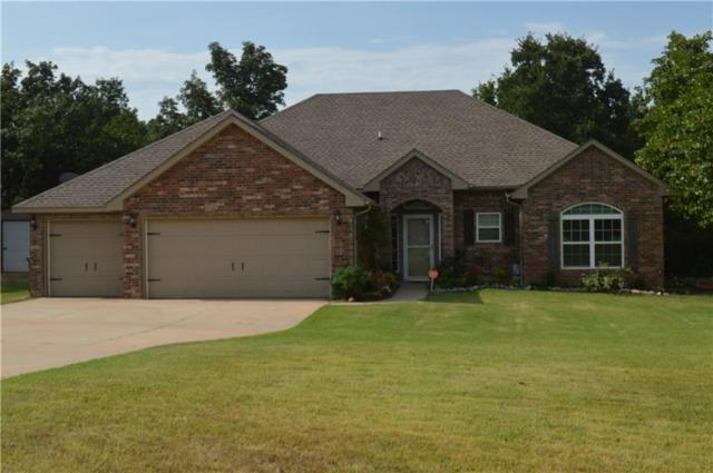 21216 101st Place, Newalla, OK 74857 (MLS #829381) :: Barry Hurley Real Estate