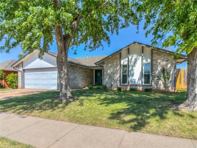 11208 Cimarron Drive, Oklahoma City, OK 73162 (MLS #829383) :: Homestead & Co