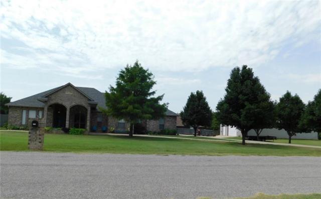 2353 Blue Spruce, Blanchard, OK 73010 (MLS #829384) :: Homestead & Co