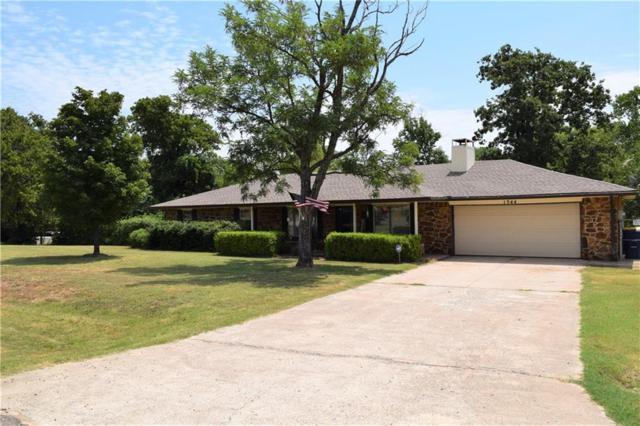 1344 Whippoorwill Drive, Choctaw, OK 73020 (MLS #829393) :: Homestead & Co