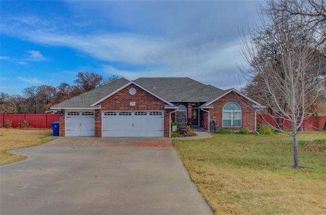 274 Murray Drive, Choctaw, OK 73020 (MLS #829395) :: Homestead & Co