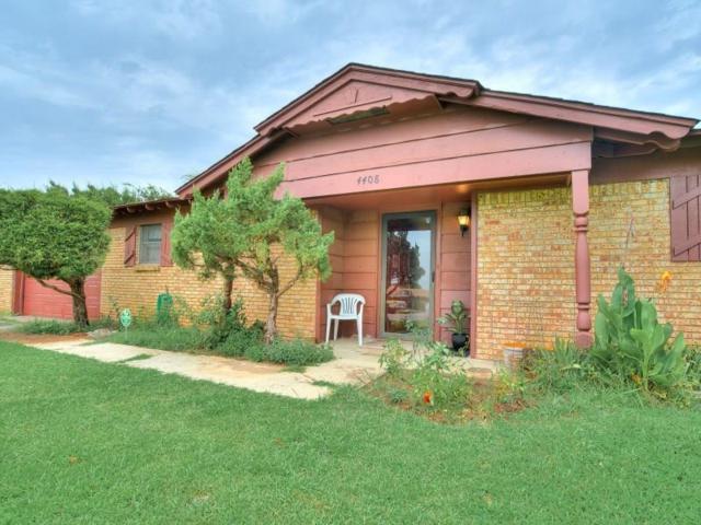 4408 Coltrane, Forest Park, OK 73121 (MLS #829398) :: Barry Hurley Real Estate