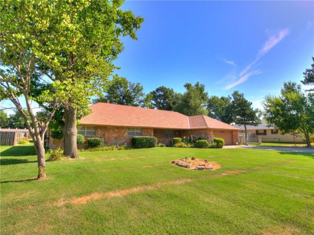 7613 NW 34th Street, Bethany, OK 73008 (MLS #829404) :: Homestead & Co