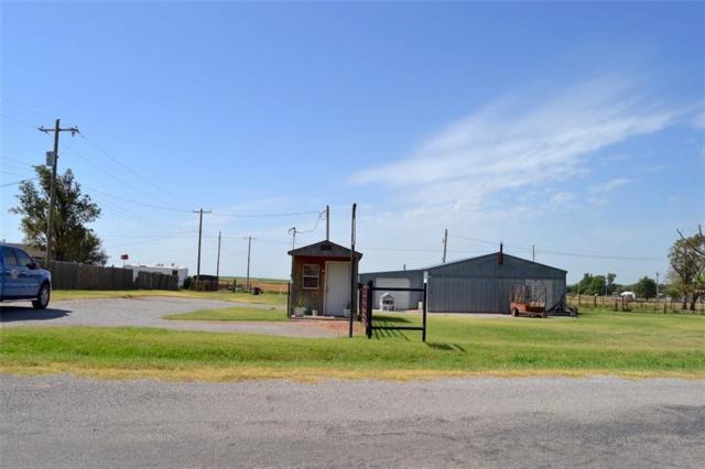 600 E Washita Street, Sentinel, OK 73664 (MLS #829408) :: Wyatt Poindexter Group