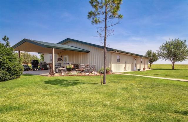 20272 E 1280 Road, Carter, OK 73627 (MLS #829409) :: Homestead & Co