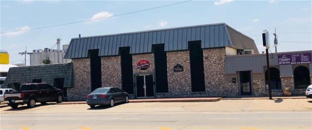 202 E Main, Weatherford, OK 73096 (MLS #829484) :: Wyatt Poindexter Group