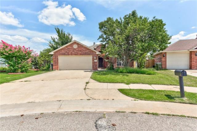 21918 Homesteaders Place, Edmond, OK 73012 (MLS #829493) :: Wyatt Poindexter Group
