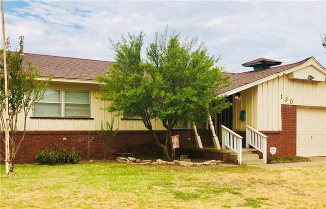 130 Sumner Drive, Altus, OK 73521 (MLS #829588) :: Wyatt Poindexter Group