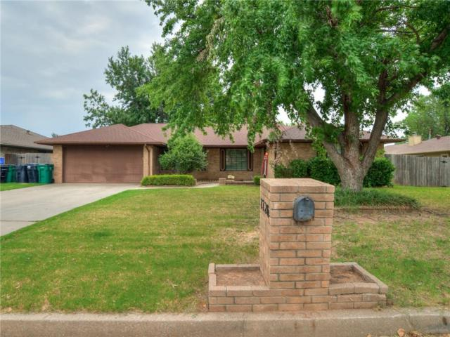 7720 NW 102nd Street, Oklahoma City, OK 73162 (MLS #829616) :: Wyatt Poindexter Group
