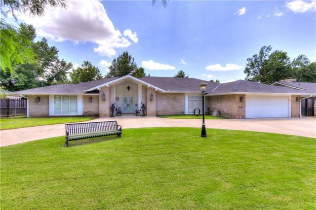 2640 W Country Club Drive, Oklahoma City, OK 73116 (MLS #829654) :: Homestead & Co