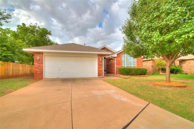 12804 Saint Johns Place, Oklahoma City, OK 73142 (MLS #829688) :: Wyatt Poindexter Group