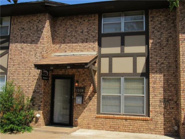 1359 Canterbury, Altus, OK 73521 (MLS #829752) :: KING Real Estate Group