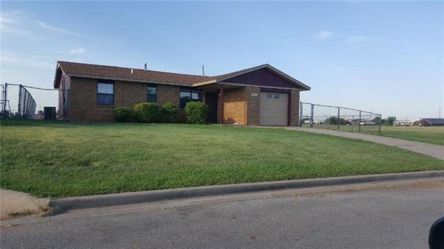 4814 SW K Avenue, Lawton, OK 73505 (MLS #829952) :: KING Real Estate Group