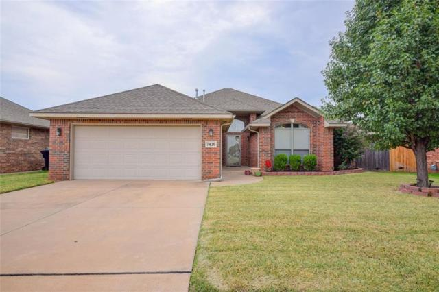 7416 Stinchcomb Drive, Oklahoma City, OK 73132 (MLS #829953) :: Wyatt Poindexter Group