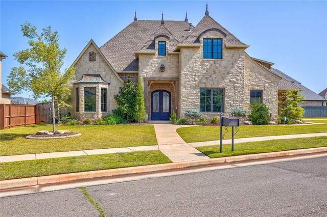 16760 Little Leaf Court, Edmond, OK 73012 (MLS #829970) :: Homestead & Co