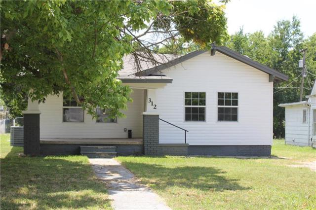 312 W Washington, Tecumseh, OK 74873 (MLS #830020) :: KING Real Estate Group
