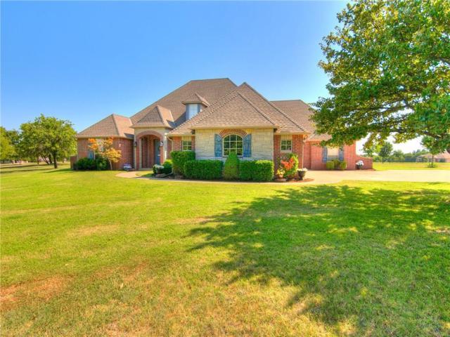7916 Dove Crossing Drive, Edmond, OK 73034 (MLS #830031) :: KING Real Estate Group
