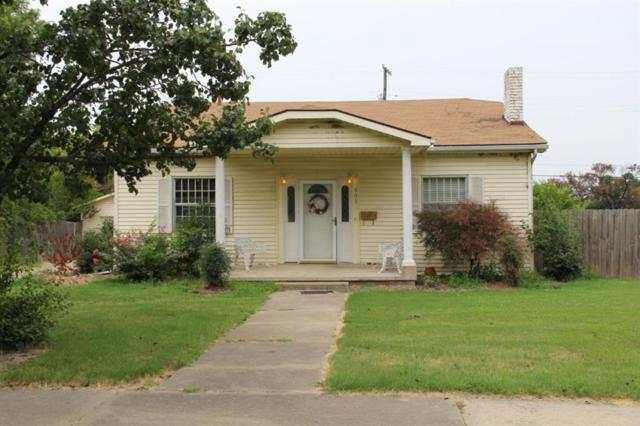 903 S Okfuskee, Wewoka, OK 74884 (MLS #830038) :: Homestead & Co