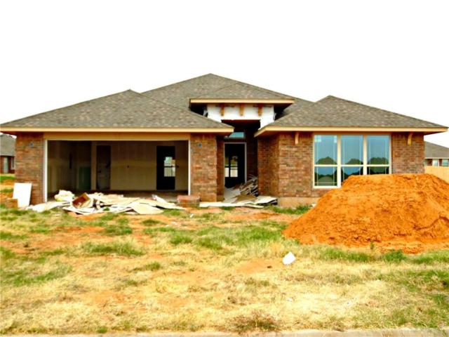 913 Brookhollow Drive, Chickasha, OK 73018 (MLS #830083) :: Homestead & Co