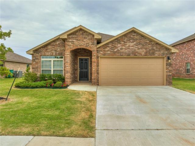 2528 Ressie Lane, Yukon, OK 73099 (MLS #830093) :: Wyatt Poindexter Group