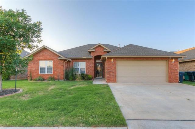 813 SW 161st Street, Oklahoma City, OK 73170 (MLS #830119) :: Wyatt Poindexter Group