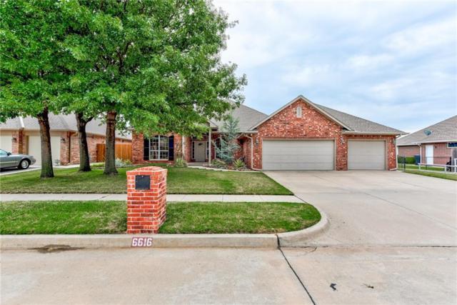 6616 Sandlewood Drive, Oklahoma City, OK 73132 (MLS #830159) :: Wyatt Poindexter Group