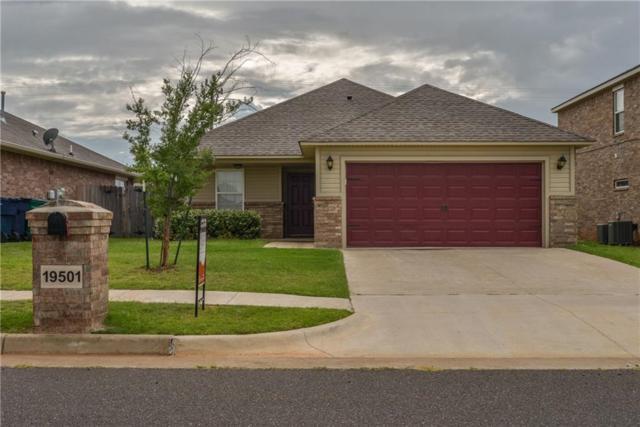 19501 Vista Avenue, Edmond, OK 73012 (MLS #830215) :: Wyatt Poindexter Group