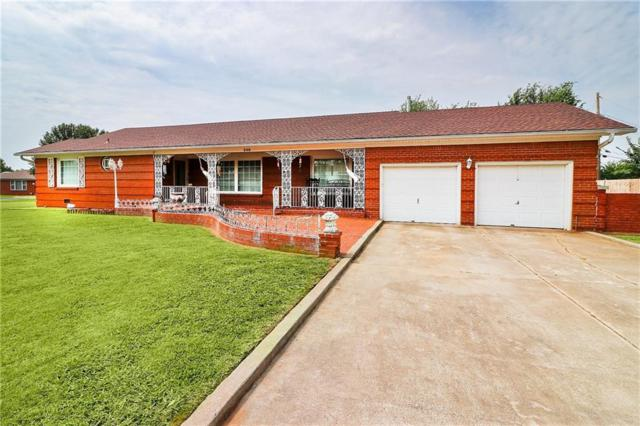 308 E Marshall, Midwest City, OK 73110 (MLS #830233) :: Wyatt Poindexter Group