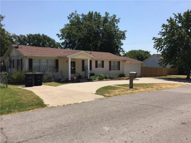 421 S Chapman Avenue, Shawnee, OK 74801 (MLS #830254) :: Wyatt Poindexter Group