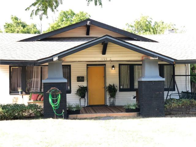 1723 NW 37th Street, Oklahoma City, OK 73118 (MLS #830268) :: KING Real Estate Group