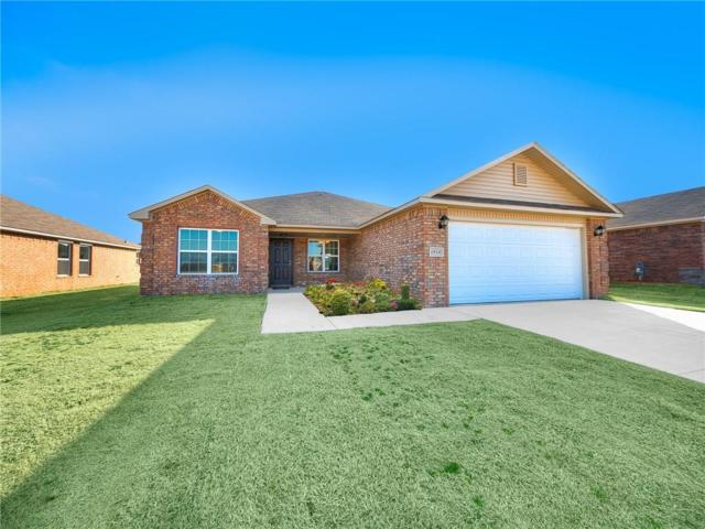 1205 Iron Stone Drive, Noble, OK 73068 (MLS #830416) :: Wyatt Poindexter Group