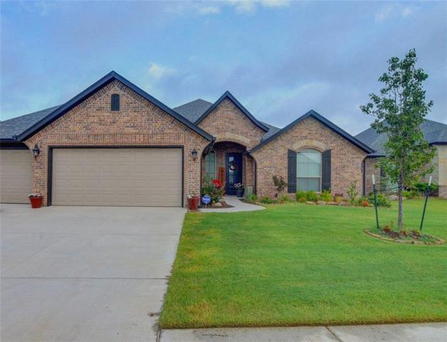 205 SW 168th Terrace, Oklahoma City, OK 73170 (MLS #830427) :: UB Home Team