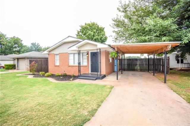908 N Adams, Elk City, OK 73644 (MLS #830438) :: Meraki Real Estate