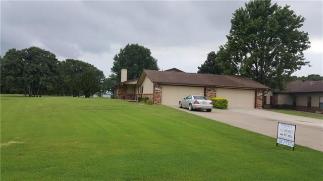 114591 S 4172, Eufaula, OK 74432 (MLS #830514) :: Homestead & Co