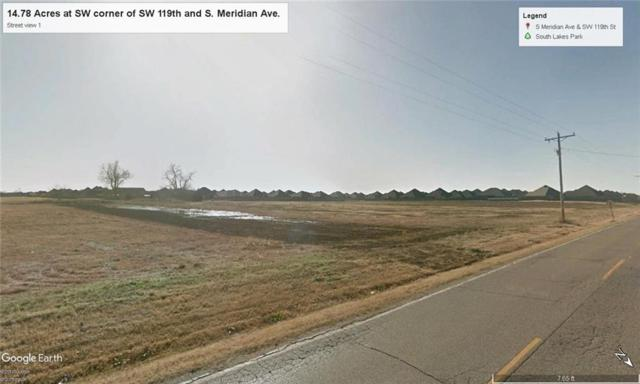 Sw Corner Of Sw 119th And Meridian, Oklahoma City, OK 73173 (MLS #830519) :: Homestead & Co