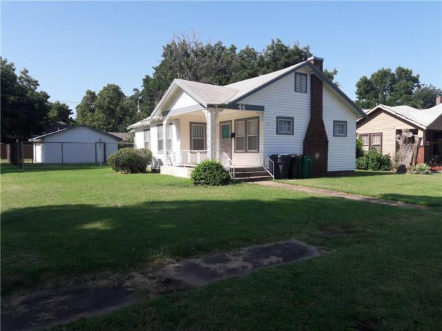 44 SE 34th, Oklahoma City, OK 73129 (MLS #830526) :: Wyatt Poindexter Group