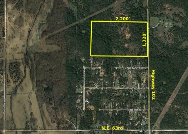 101285 S Highway 102, Wellston, OK 74881 (MLS #830583) :: Barry Hurley Real Estate