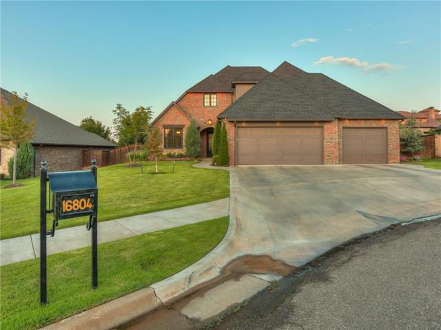 16804 Kierland Court, Edmond, OK 73012 (MLS #830608) :: Erhardt Group at Keller Williams Mulinix OKC