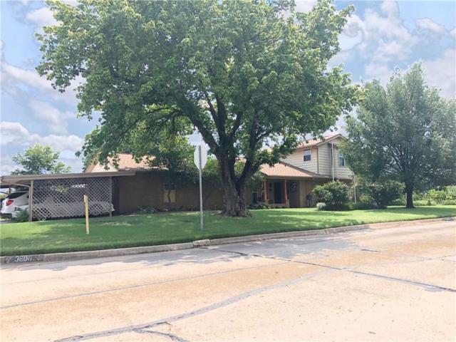 3808 Vickie Drive, Del City, OK 73115 (MLS #830618) :: Wyatt Poindexter Group