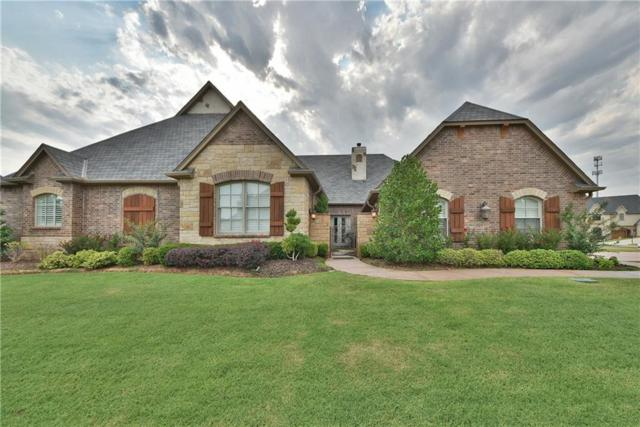 3200 176th Place, Edmond, OK 73012 (MLS #830647) :: Wyatt Poindexter Group