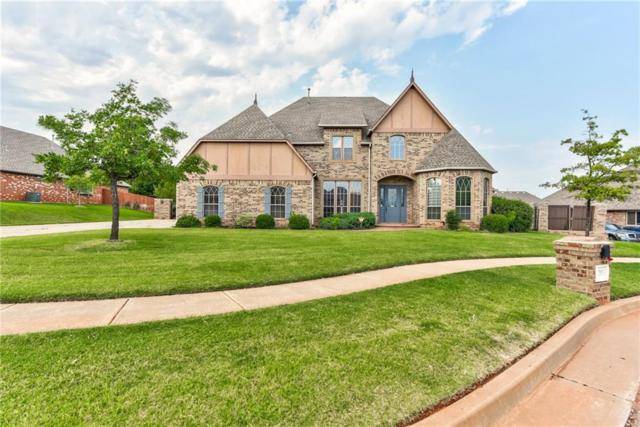 1305 NW 191st Street, Edmond, OK 73012 (MLS #830652) :: Wyatt Poindexter Group