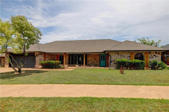 2305 W Coburg Place, Oklahoma City, OK 73170 (MLS #830704) :: Wyatt Poindexter Group