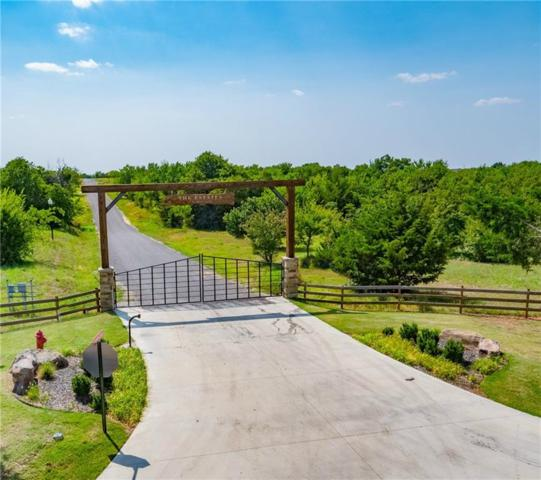 12 Southwinds Lane, Goldsby, OK 73093 (MLS #830716) :: Meraki Real Estate