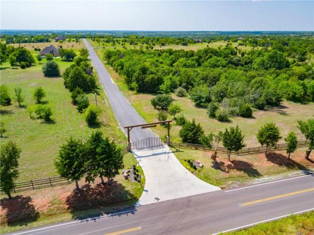 10 Southwinds Lane, Goldsby, OK 73093 (MLS #830718) :: Erhardt Group at Keller Williams Mulinix OKC