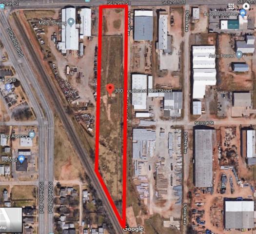 300 SE 29 Street, Oklahoma City, OK 73129 (MLS #830735) :: Homestead & Co