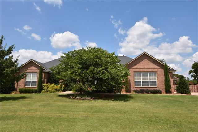 1622 Canyon Bluff, Guthrie, OK 73044 (MLS #830747) :: Wyatt Poindexter Group