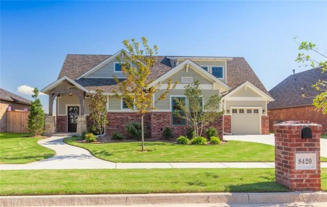 8420 NW 134th Street, Oklahoma City, OK 73142 (MLS #830748) :: Wyatt Poindexter Group